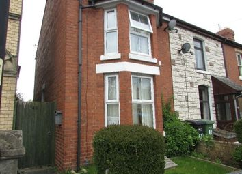 Thumbnail 2 bed end terrace house to rent in Westfaling Street, Whitecross, Hereford