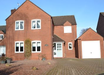 Thumbnail Detached house to rent in Church Close, Gnosall, Stafford