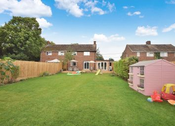 Thumbnail 3 bed semi-detached house for sale in Walden Road, Little Chesterford, Saffron Walden
