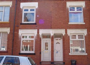 Thumbnail 3 bedroom terraced house for sale in Frederick Road, Leicester