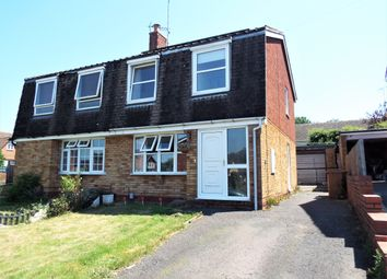 Thumbnail 3 bed semi-detached house to rent in Meadow Glade, Hixon, Stafford