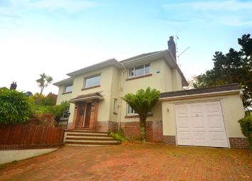 Thumbnail 4 bed detached house for sale in Lilliput Road, Lilliput, Poole, Dorset