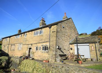 Thumbnail 4 bed semi-detached house for sale in Tray Royd Farm, Tray Royd Lane, Midgley