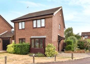 Thumbnail 4 bed detached house for sale in Culloden Way, Wokingham, Berkshire