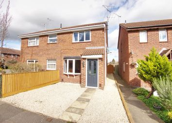 Thumbnail 2 bed semi-detached house for sale in Coppice Close, Aylesbury