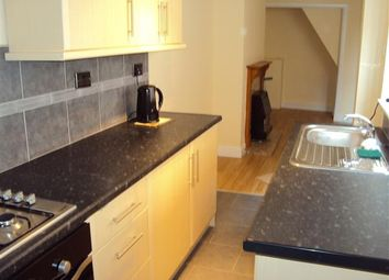 Thumbnail 2 bed terraced house to rent in Ewart Street, Lincoln