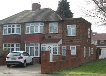 Thumbnail 4 bed semi-detached house for sale in Avenue Crescent, Hounslow