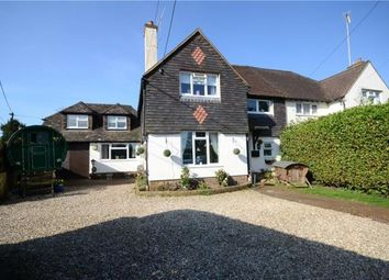 Thumbnail 4 bed semi-detached house for sale in Boundstone Close, Wrecclesham, Farnham