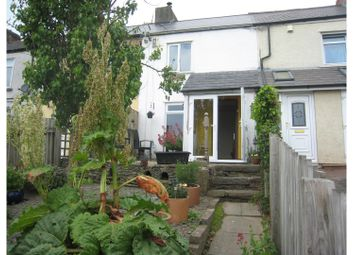 Thumbnail 2 bed terraced house for sale in Prospect Place, Cwmbran
