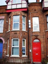 Thumbnail 4 bedroom flat to rent in 2, 68 University Avenue, Belfast