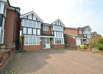 Thumbnail 5 bed detached house to rent in Brambleside, Kettering