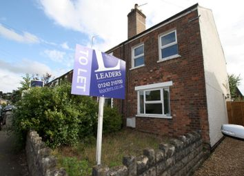 Thumbnail 2 bed end terrace house to rent in London Road, Charlton Kings, Cheltenham