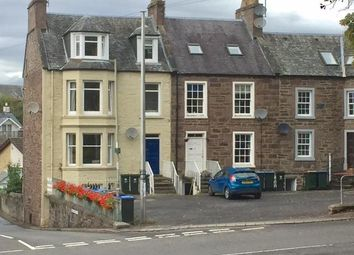 Thumbnail 1 bedroom flat to rent in Burrell Square, Crieff