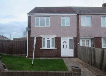 Thumbnail 3 bedroom terraced house to rent in Flaxpits Lane, Winterbourne, Bristol