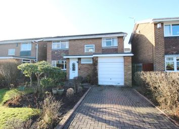 Thumbnail 4 bed detached house for sale in Mitford Close, Washington, Tyne And Wear