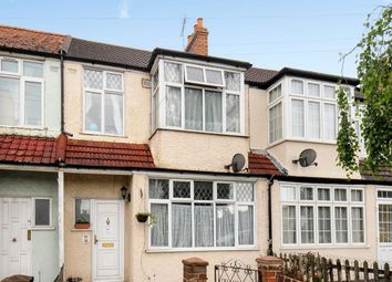 Thumbnail 3 bed terraced house for sale in Rowan Road, London