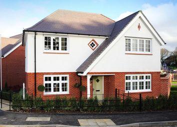 Thumbnail 4 bedroom detached house for sale in Rockingham View, Glebe Road, Market Harborough