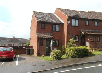 Thumbnail 2 bed end terrace house to rent in Celia Crescent, Beacon Heath, Exeter