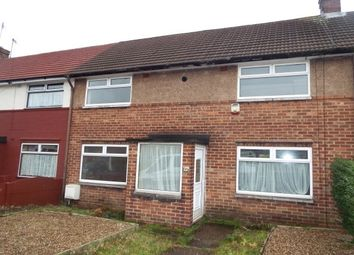 Thumbnail 3 bed terraced house to rent in Pye Avenue, Mansfield