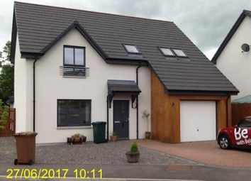 Thumbnail 3 bed detached house to rent in Culzean Road, Elgin, Moray