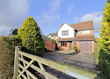 Thumbnail 4 bed detached house for sale in Brick Kiln Road, North Walsham
