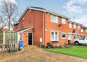 Thumbnail 1 bedroom end terrace house for sale in Appian Way, Alvaston, Derby