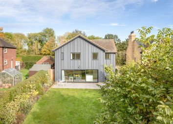 Thumbnail 4 bed country house for sale in Chapel Lane, Letty Green, Hertford