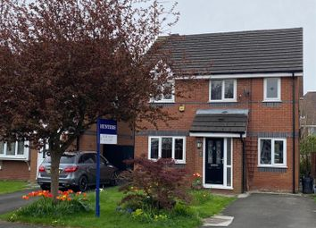 Thumbnail 3 bed detached house for sale in Shearwater Avenue, Tyldesley, Manchester