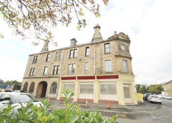 Thumbnail 1 bed flat for sale in 1, Co-Operative Buildings, Top Flat, Glengarnock, Ayrshire KA143As