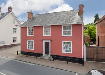Thumbnail 3 bed detached house for sale in Nethergate Street, Clare, Sudbury