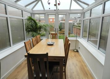 Thumbnail 4 bedroom town house for sale in Ashton Bank Way, Ashton-On-Ribble, Preston