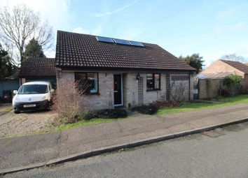 Thumbnail 3 bedroom detached bungalow for sale in Mill Croft Close, New Costessey, Norwich