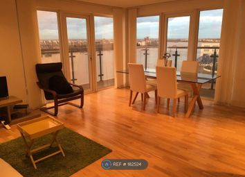 Thumbnail 2 bed flat to rent in Mizzen Mast House, London