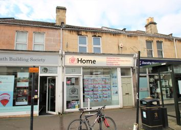 Thumbnail 1 bed flat for sale in Moorland Road, Bath