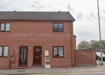 Thumbnail 2 bed end terrace house for sale in Victoria Street, Chesterton, Newcastle-Under-Lyme