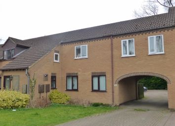 Thumbnail 2 bed flat for sale in Willow Close, Uppingham, Oakham