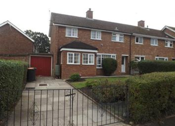 Thumbnail 3 bedroom terraced house to rent in Turnpike Way, Bedford