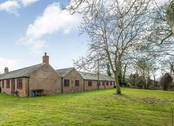 Thumbnail 4 bed barn conversion for sale in Foulden, Thetford