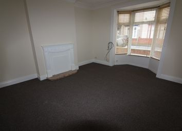 Thumbnail 3 bed terraced house to rent in Stotfold Street, Hartlepool