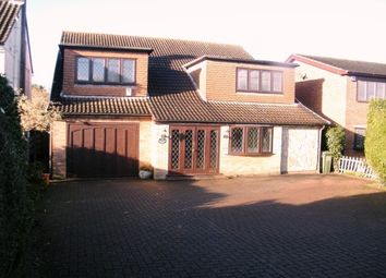 Thumbnail 5 bed property to rent in Stock Road, Billericay