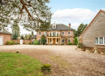 Thumbnail 6 bed detached house for sale in Oxford Road, Frilford Heath, Abingdon, Oxfordshire