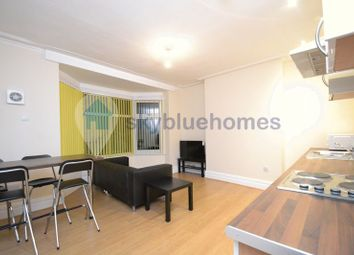 Thumbnail 2 bed flat to rent in East Park Road, Leicester