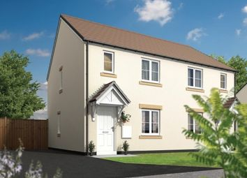 Thumbnail 3 bed end terrace house for sale in Carnebo Hill, Goonhavern, Truro