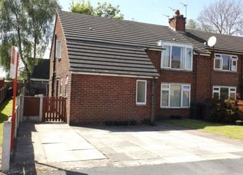 Thumbnail 1 bed flat to rent in Meadway, Clayton-Le-Woods, Chorley