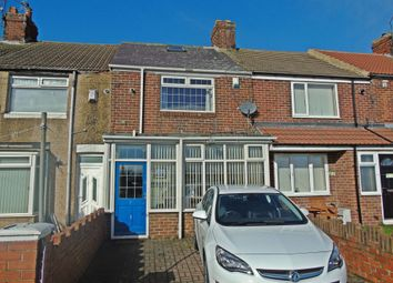 Thumbnail 2 bedroom terraced house for sale in Coronation Avenue, Blackhall Colliery, Hartlepool