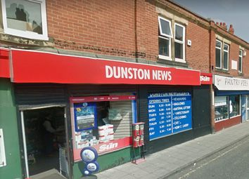 Thumbnail Retail premises for sale in Kensington Terrace, Gateshead