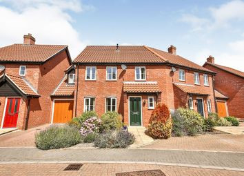 Thumbnail 3 bed link-detached house for sale in Captain Ford Way, Dereham
