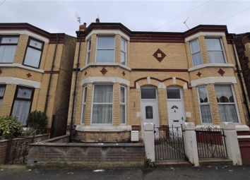 Thumbnail 3 bed terraced house to rent in Empress Road, Wallasey