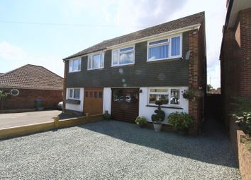 Thumbnail 3 bed semi-detached house for sale in Cutbush Lane, Southampton