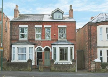 Thumbnail 3 bedroom semi-detached house for sale in Woodborough Road, Mapperley, Nottingham